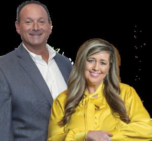 Rick and Tracy Ellis, Realtors