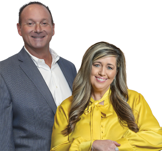 Rick and Tracy Ellis, Realtors